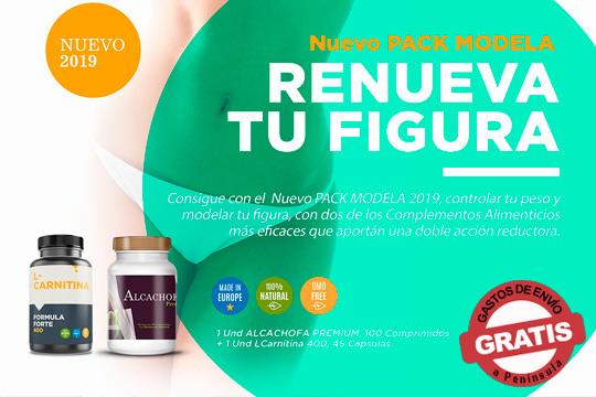Controla tu peso y modela tu figura con el Pack de Alcachofa Premium y L-Carnitina ¡Resultados visibles!