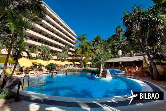 Disfruta de la isla de la primavera este verano con 7 noches en un hotel con régimen de media pensión ¡Y vuelo desde Bilbao!