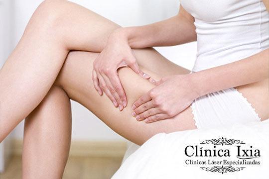 Descubre la liposucción sin cirugía, elige entre 2 o 4 sesiones combinadas de criolipólisis y presoterapia y moldea tu cuerpo sin esfuerzo