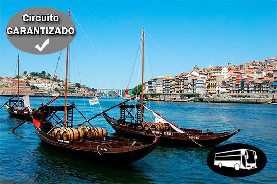 ¡Contempla la belleza del territorio portugués en Semana Santa! Salidas en autocar desde País Vasco, Pamplona y Logroño