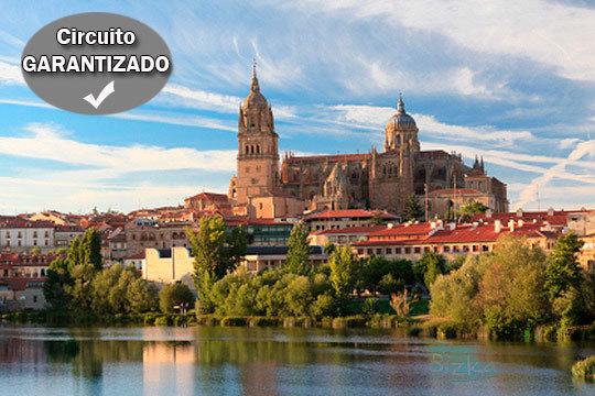 Del 18 al 22 de abril ¡Circuito a Salamanca y la Alberca en hotel 4 estrellas y con excursiones incluidas!