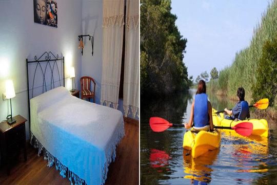 Fin de semana en Asturias: Estancia de 2 noches + descenso Sella