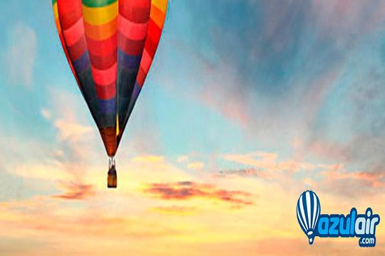 Disfruta de un agradable vuelo en globo de 1 horas y 15 minutos de duración para adultos y niños ¡Un plan inolvidable en familia!