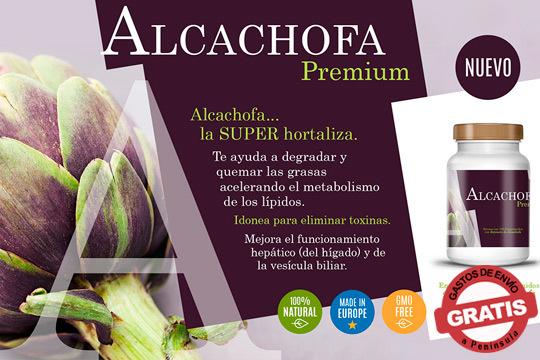 ¡Ayuda a reducir la grasa acumulada con alcachofa! Depurarás el organismo y mejorarás el metabolismo