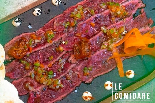 Menú degustación internacional en Le Comidare ¡Junto a la Zurriola!