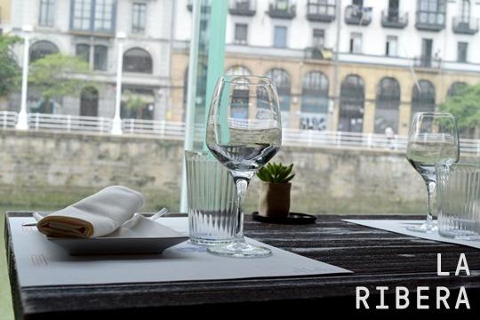 [La Ribera] Nuevo menú degustación de 7 tiempos ¡en el Bilbao más bohemio!