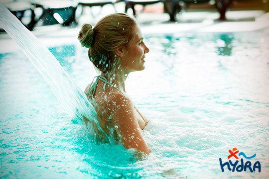 ¡Relájate en Hydra Boulevard! Bono de 1 o 6 circuitos Spa para ti o para compartir con jacuzzi, cascada de agua, baño turco...