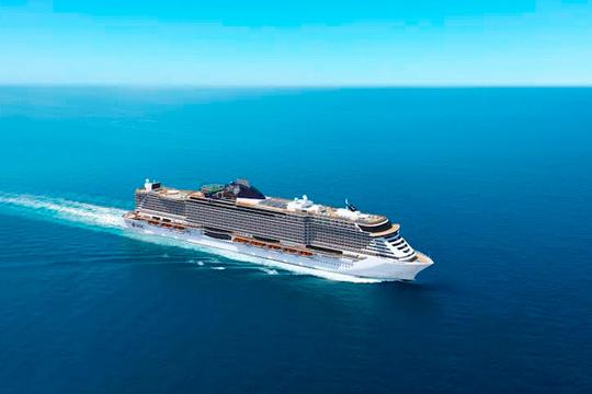 Disfruta del mejor viaje de tu vida con un fantástico crucero de 8 días por el Mediterráneo