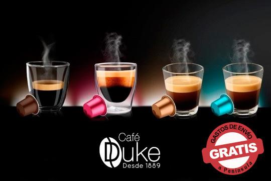 Disfruta del buen café a un precio único ¡60, 80, 120 o 240 cápsulas de café compatibles con Nespresso®!