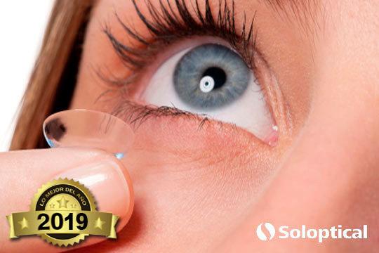 Cuida tus ojos con las mejores lentes de contacto ¡Consigues lentillas para 6 o 12 meses de hidrogel o hidrogel silicona en más de 100 centros Soloptical!