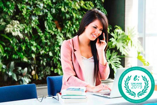 Dale un valor añadido a tu currículum con un posgrado en la prestigiosa escuela de negocios ENEB ¡Titulación universitaria!