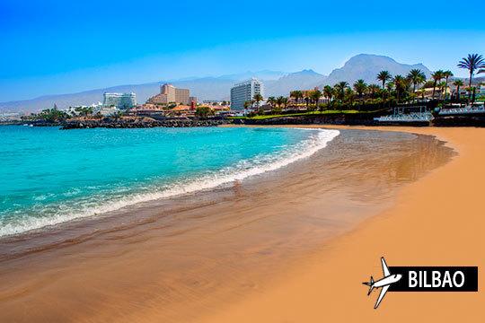 ¡Planifica con antelación tus vacaciones en Colectivia! Vuelo desde Bilbao + estancia de 7 noches en media pensión en Tenerife