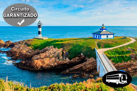 ¡En Semana Santa el este de la península te espera! Circuito por Galicia y norte de Portugal en autocar desde País Vasco, Logroño y Pamplona
