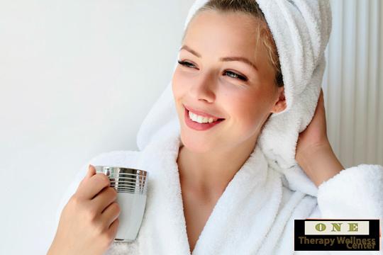 En el centro One Wellness te dejarán como nueva después de 1 o 2 sesiones de masaje relajante y limpieza facial ¡Guapa y relajada!