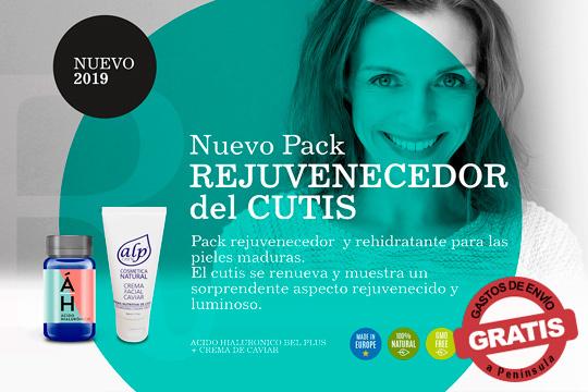 ¡Prueba este pack rejuvenecedor para pieles maduras! Ácido Hilaurónico Bel Plus + Crema de caviar antiedad