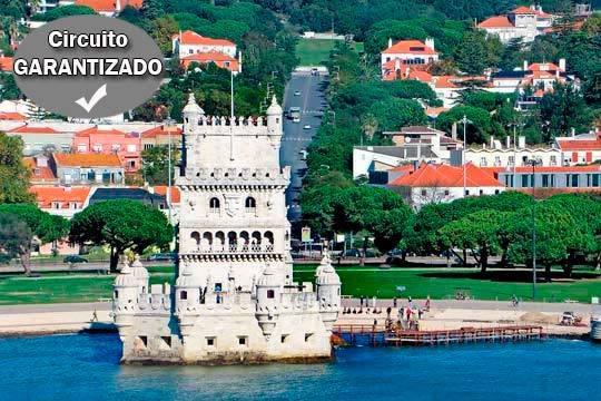 ¡Días inolvidables con el circuito por Lisboa en el puente de diciembre! Salida el 5 de diciembre en autocar desde Burgos, Miranda o Zaragoza