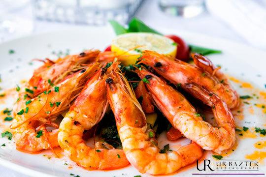 ¡Nuevo menú! Degustación de 7 platos en el Restaurante Urbazter