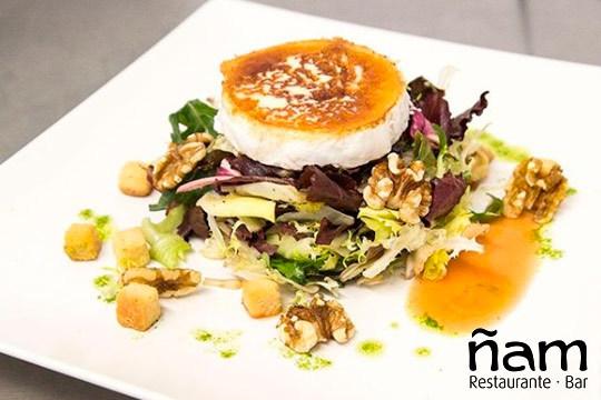 Menú especial de otoño ¡En el nuevo Restaurante Ñam de Gros!