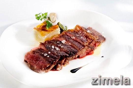Menú de lujo de 6 recetas en el Restaurante Zimela (Gernika)