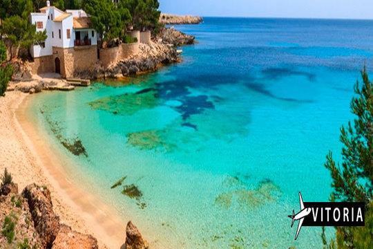 Verano en Mallorca con vuelo de Vitoria + 7 noches en Media Pensión