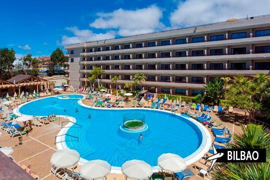 El próximo 13 de mayo escápate a Tenerife y disfruta de 7 noches en un hotel de 4 estrellas con régimen de media