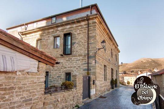 Disfruta de 1 o 2 noches con desayunos + cena o jacuzzi en El Palacete del Obispo, un hotel rural de 4* ¡Descansa en una casa solariega del siglo XVII!