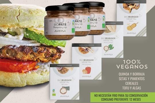 Saca partido a la agricultura ecológica y prueba este lote de productos veganos.