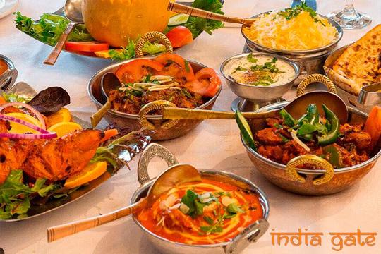 Menú Especial del Chef ¡Sabores de la India en tu plato!