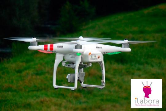 Conoce los aspectos fundamentales y los más avanzados sobre los drones ¡Curso de 200 horas!
