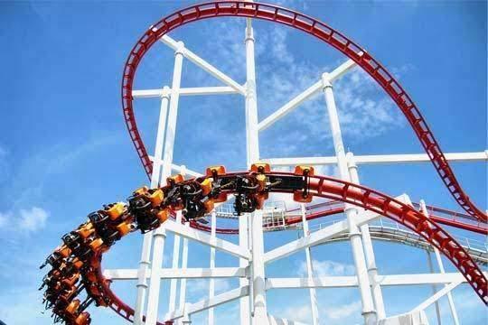 Disfruta de las mejores atracciones del Parque Warner con estas entradas para 1 o 2 días ¡Pura diversión!