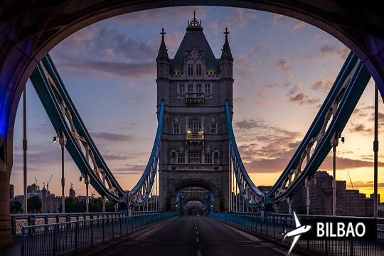 ¡Viaja a Londres en el puente de San Valentín! Vuelo directo desde Bilbao + 3 noches con desayuno incluido