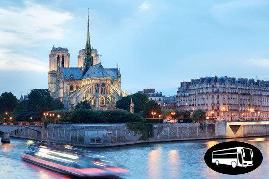Conoce la ciudad del romance. Aprovecha el Puente de San Prudencio y viaja a París con un circuito de 4 días ¡Saliendo desde Vitoria!