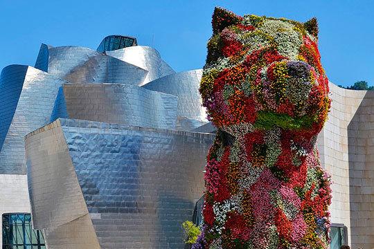 ¡Disfruta de unos días en el norte el puente de diciembre! Estancia en Bilbao 2 o 3 noches en hotel y entrada al museo Guggenheim