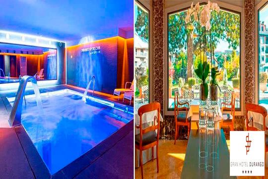 Experiencia gastronómica en el Gran Hotel Durango ¡Y añade spa!