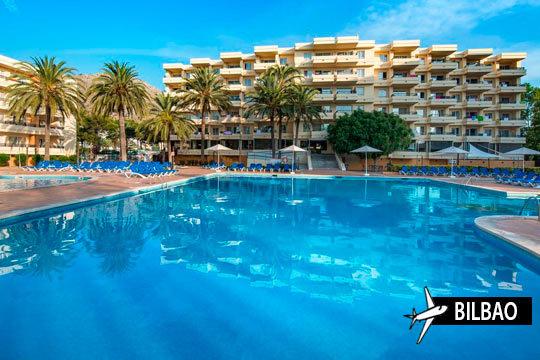 ¡Reserva ya tus vacaciones! Mayo a Mallorca con 7 noches en estudio y vuelo desde Bilbao al mejor precio