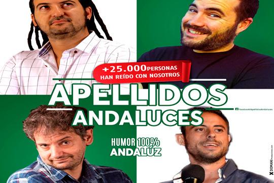 No te pierdas el espectáculo que está triunfando por la geografía española '8 apellidos andaluces' ¡Las entradas se agotan enseguida, date prisa!