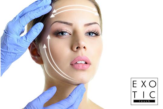 Mini lifting iónico, tratamiento altamente tensor de proteínas puras de colágeno hidrolizado ¡Y todo adaptado a tu tipo de piel!