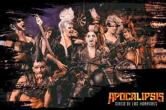 Disfruta de 'Apocalipsis' el nuevo espectáculo del circo de los horrores que llega al Bilbao Arena para sorprenderte ¡Solo del 2 al 5 de mayo!