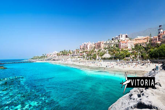 ¡Viaja a Tenerife! 7 noches +  Vuelo de Vitoria