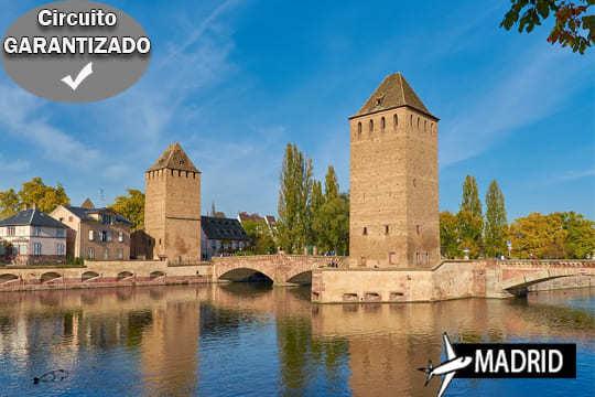 ¡Conoce la región histórica de Alsacia este mes de abril! Salida desde Madrid a excelente precio