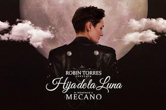 Tras 25 años de la disolución de Mecano vuelve a cantar sus canciones con su homenaje 'Hija de la luna' ¡En la Sala Kubik el 29 de noviembre a las 22:00h!