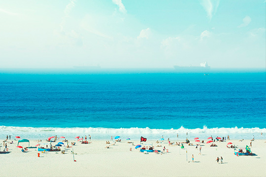 ¡De relax a las playas de Calella! 7 noches en un coqueto hotel para disfrutar en agosto