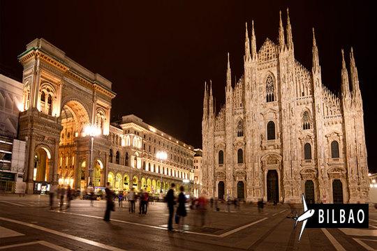 Descubre Milán: Vuelo directo de Bilbao + 3 noches en AD