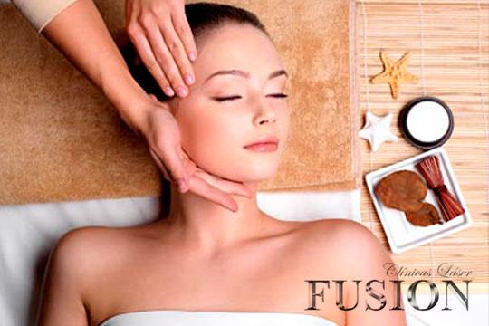 Fusiónate con la relajación de un masaje de cabeza, sublime de Polinesia o Samsara ¡Evádete de la realidad en Láser Fusión Logroño