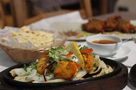 Menú degustación comida hindú para todos los días ¡Nueva Gerencia!
