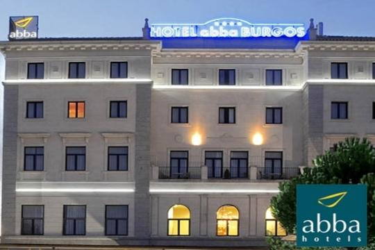 Pasa una excelente noche con desayuno y cena incluidos en el hotel Abba Burgos