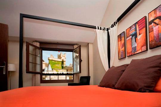 Estancia en Olite con opción a visita al Palacio Real o Bodega ¡Pintoresco paraje rural de Navarra!