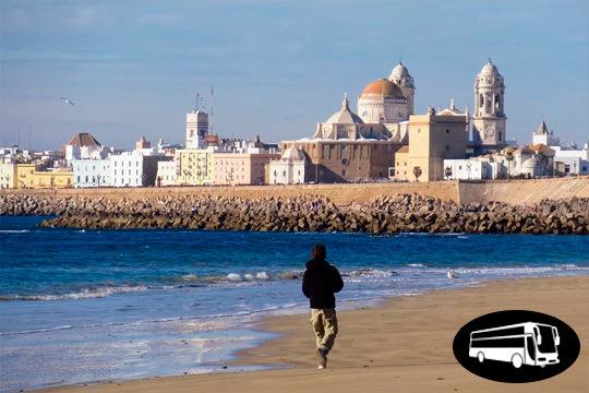 ¡Días de vacaciones en Cádiz! Salida el 8 de abril desde Madrid, Burgos, Miranda o Zaragoza