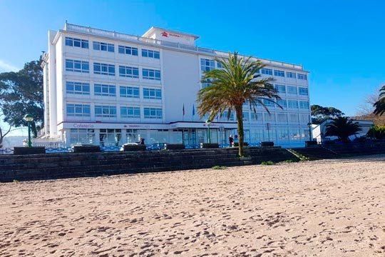 ¡Disfruta de una merecida escapada a A Coruña! 1 o 2 noches con desayunos y comida o cena en el Hotel City House Rías Altas