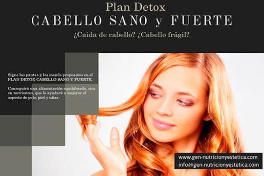 Consigue un pelo hidratado y bonito gracias al Plan Detox Cabellos Sanos y Fuertes, complétalo con Vitapel ¡Fortalece tu melena con el cambio de estación!
